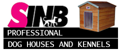Professional dog houses and kennels