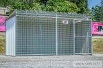 LUCAS LTR 420 4x2m grundfläche ohne Holzboden