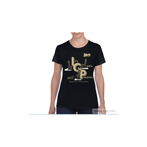 [Polo_IGP2019_Women] IGP 2019 T-shirt für Damen