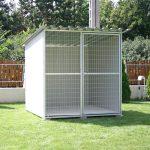 RENATO R220 2x2m grundfläche ohne Holzboden