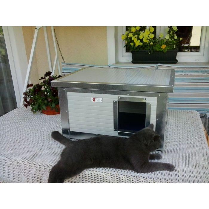 "[RH_C1] Thermo Renato Ketzehütte ""CAT"" innengrösse (LxBxH:54x38x28cm)"