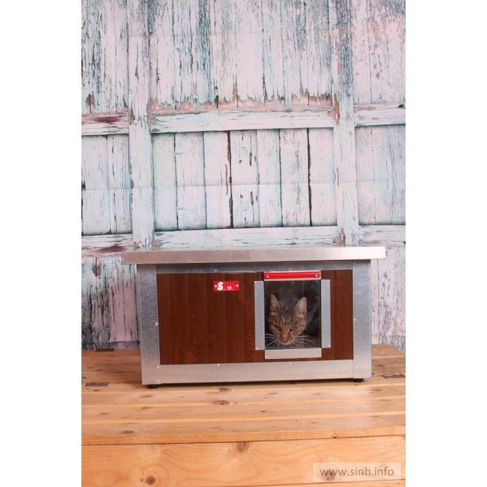 "[WH_C1] Thermo Woody Ketzehütte ""CAT"" innengrösse (LxBxH:54x38x28cm)"