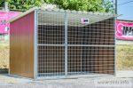 WOODY W320 3x2m grundfläche ohne Holzboden