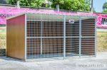 WOODY 420 4x2m grundfläche ohne Holzboden